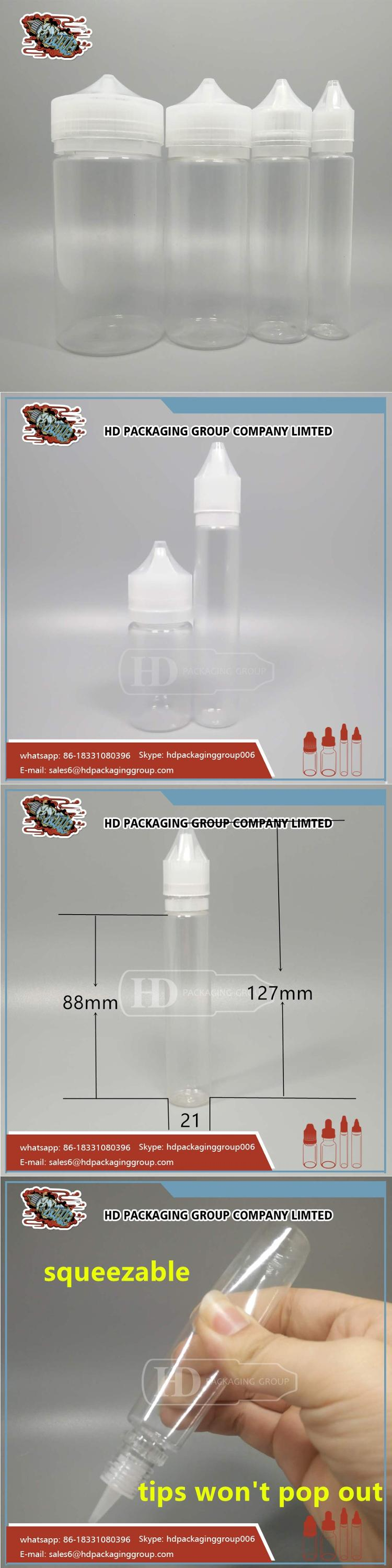 HD Free samples China manufacturer 10ml bottle TPD compliant