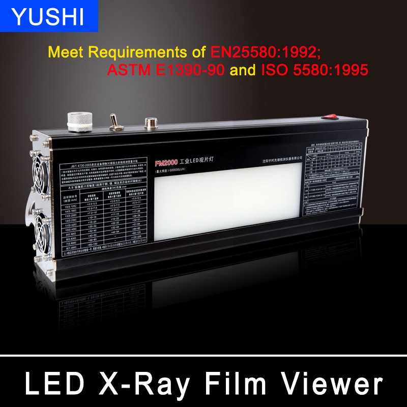 top 5 manufacturer in portable led x ray ndt film viewer FM2000series