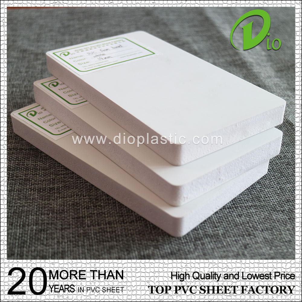 high quality cheap rigid surface 5mm pvc foam core wall panel price