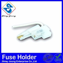 Male Connector fuse holder auto wire harness connector