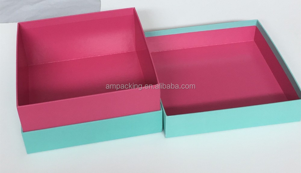 Luxury Custom Cosmetics Pckaging Gift Box for Personal Care Products