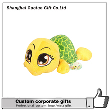 New products factory cheap soft small shelled turtle custom plush toy