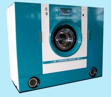 Dry cleaning used equipment