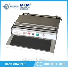 hot selling cling film wrapping machine for supermaket HW-450