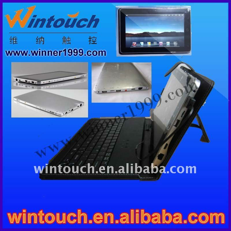 "wintouch 10"" Tablet PC Gps christmas ele factory wintouch Android 2.2 Tablet PC MID HDMI , 8G Storage, 512M Memory with GPS"