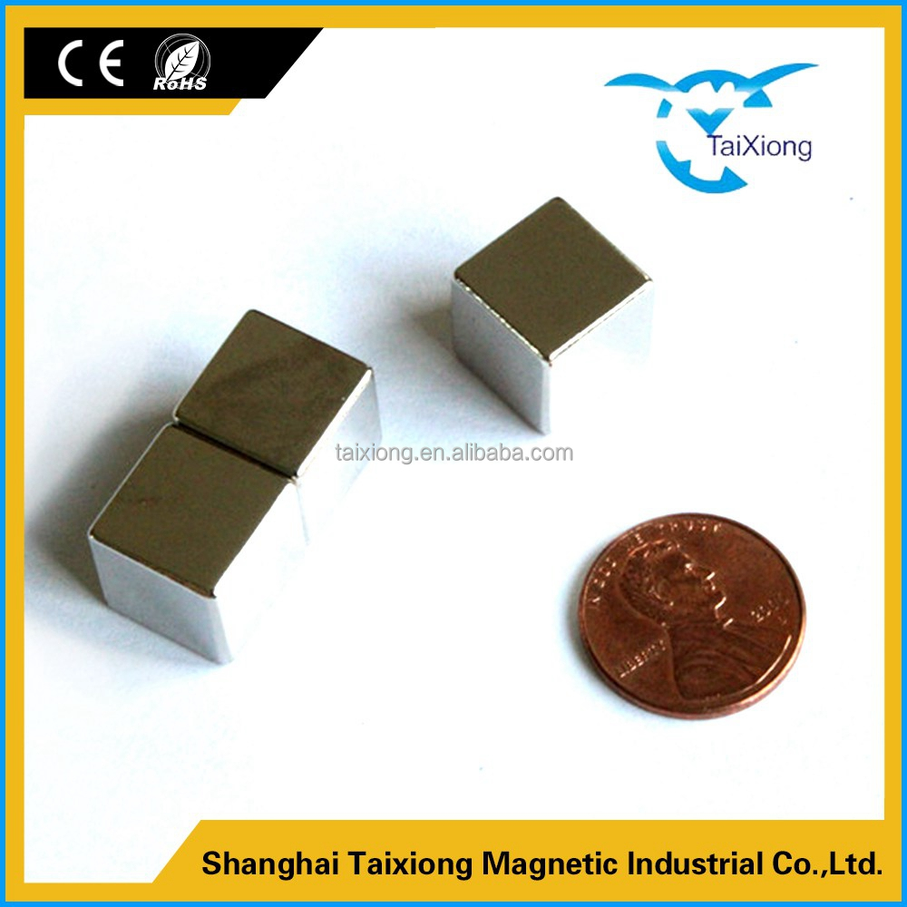 Best quality excellent quality bulk package ndfeb block magnet