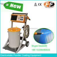 Powder Coating Spray Gun Machine