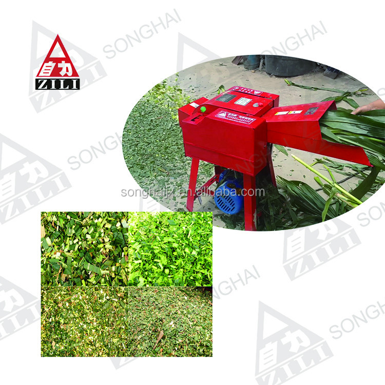 Made in China corn silage making machine, animal feed machinery in Kenya for animal feeds