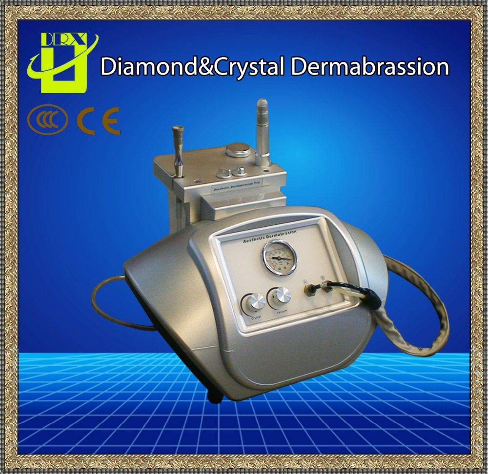 Cheap dermabrassion micro crystal & diamond skin usa 2 in one micro crystal