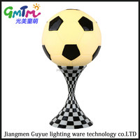 Special Football Table Light/Table lamp for boys kids room