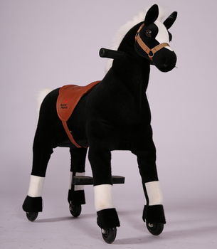 Riding on Animal Toy for rental business