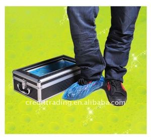 spain auto shoe cover dispenser for man shoe