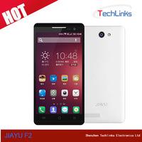 5.0 inch JIAYU F2 4G Lte Quad Core 2GB 16GB Dual SIM 8.0MP Camera Cell Phone