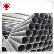 cheap price per ton ERW LSAW SSAW 14 inch schedule 40 carbon steel welded pipe