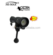2015 Newest Design 120 Wide beam 860lm Xm-l U2 LED Dive Torch Video