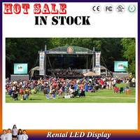 christmas new promotion P6.94mm rental led display panel led display rental leasing programs servin full color led display