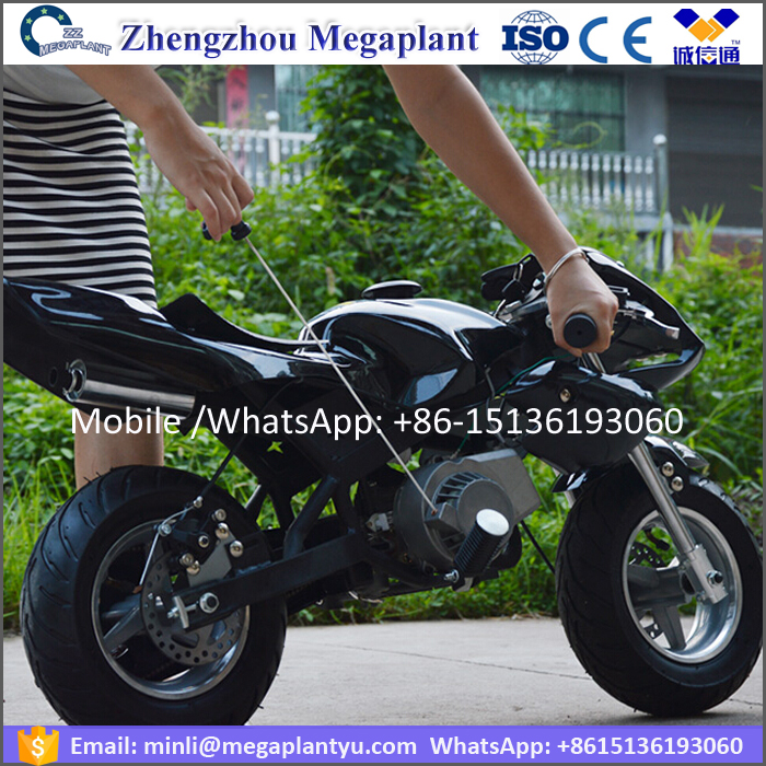 49cc cheap gas pocket bike scooter for sale
