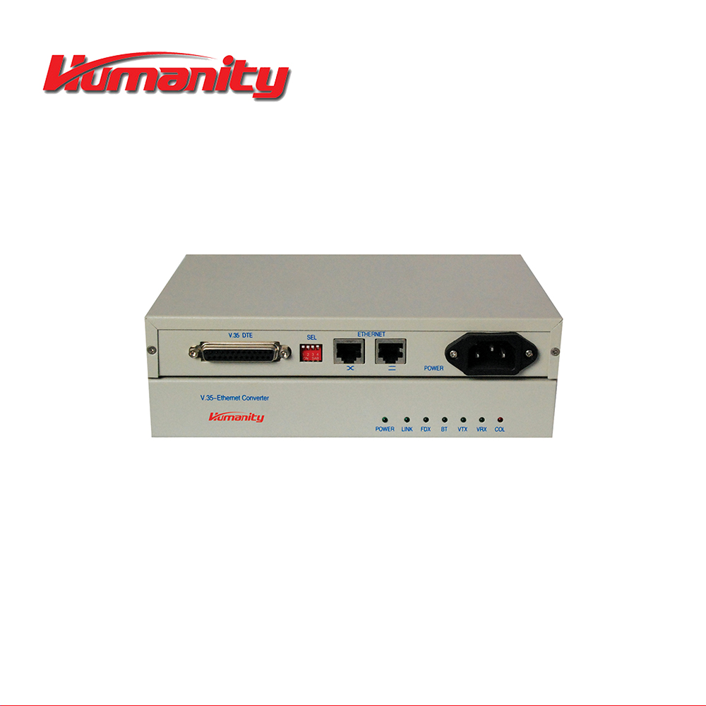 Humanity HM-C110 V.35 to Ethernet converter