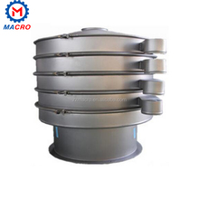 Sand Dewatering Vibrating Wet Screen Sieve