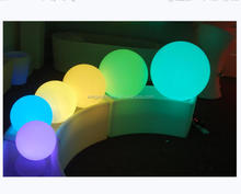 Outdoor Waterproof Multicolor Christmas Decorative House LED Light Ball