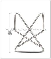 Metal Paper Clips Butterfly Paper Clips