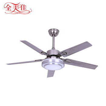 Highly energy-saving 48'' best remote control unique styling ceiling fans with lights