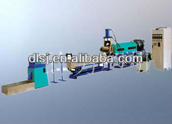 Plastic Film recycling granulator