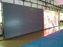 large led screen outdoor full color/10mm street advertising big led tv/china led screen panel p10