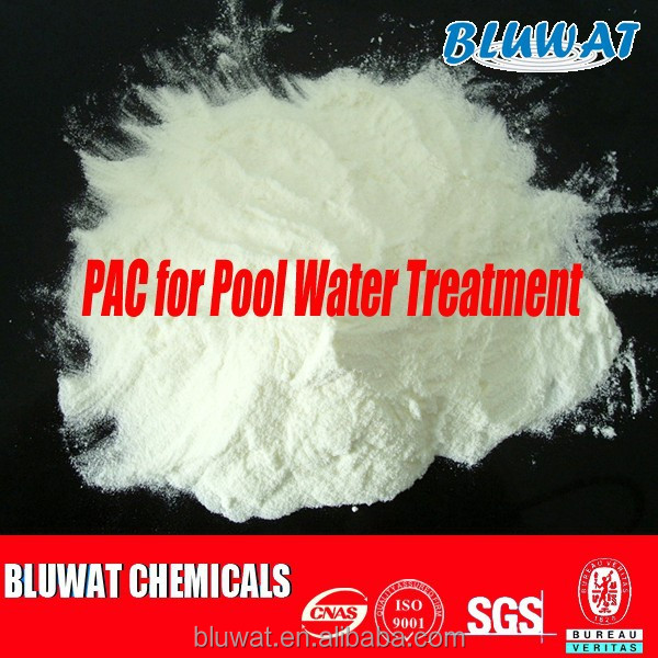 polyaluminium chloride white powder for industry sewage PAC-01