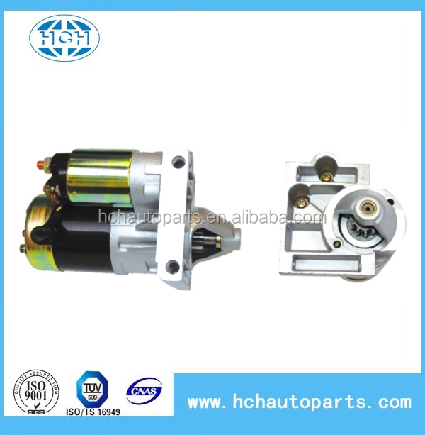 Mitsubishi M1T79481 starter motor manufacturers in China