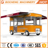 Gourmet food trucks for sale / buy a food truck mobile coffee truck / China manufacturer