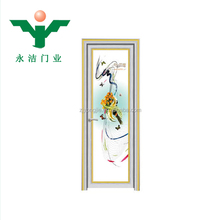 China alibaba high quality frosted glass bathroom door window inserts