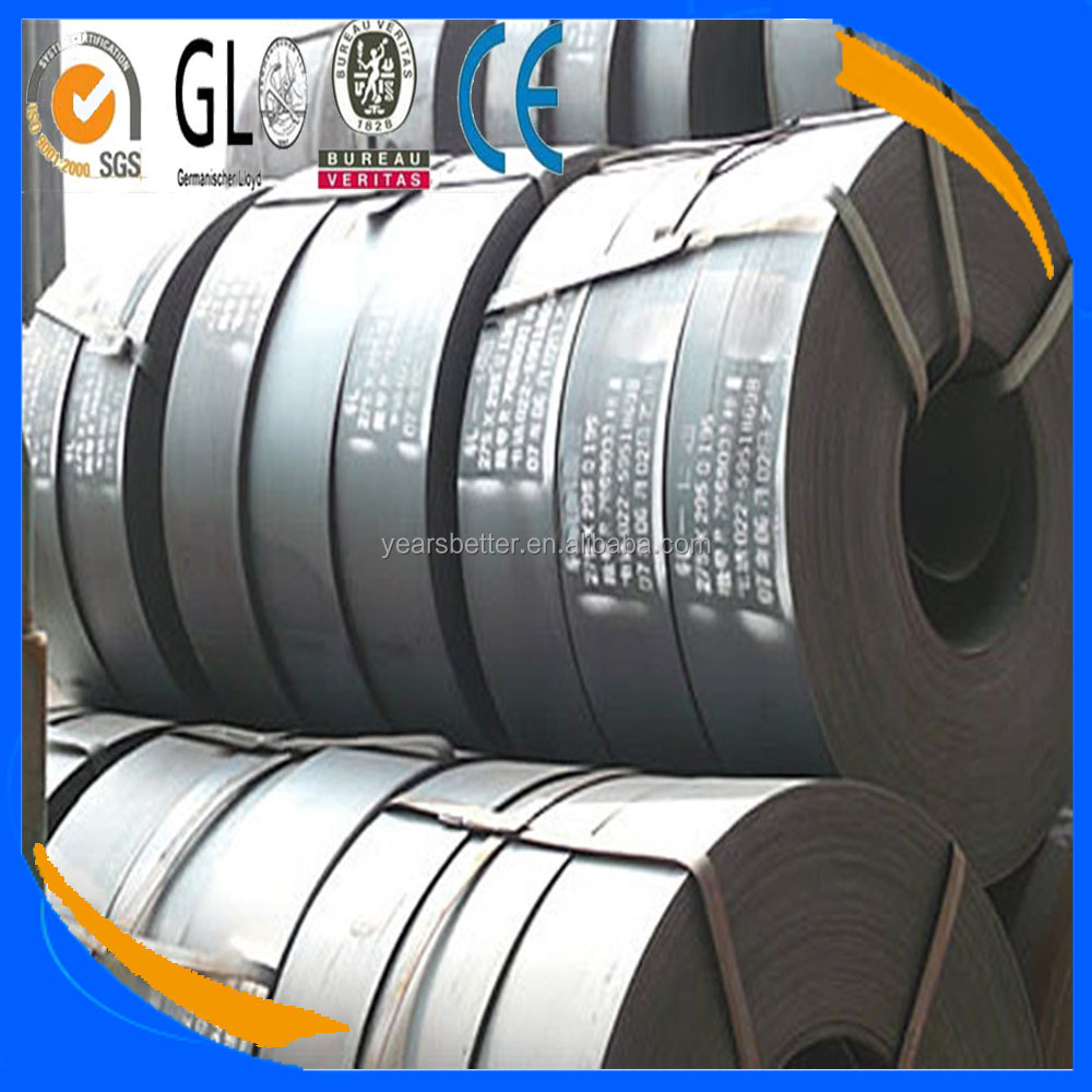hot rolled band steel and iron rolling line