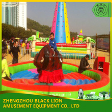 2015 Exciting Hot Mechanical For Sale Bull Rodeo Rides/inflatable Bull Ride For Kids And Adults
