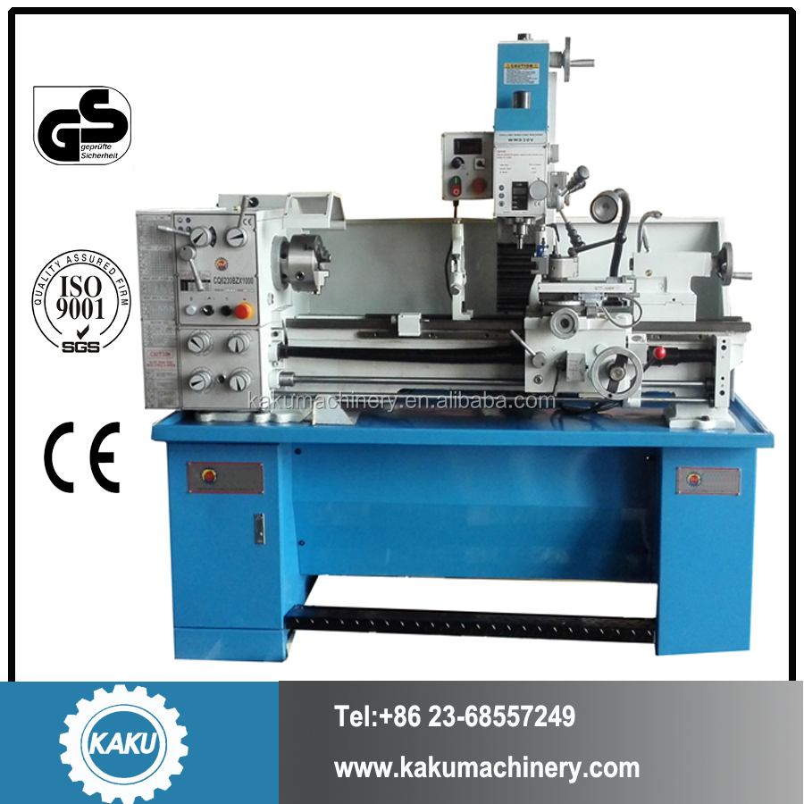 CQ6230BZ combination lathe milling machine for sale