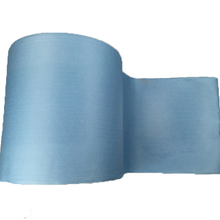 Industrial low-linting nonwoven wipes roll for machine cleaning/car repair