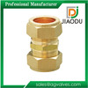 Super quality hot selling pipe fittings union connector brass