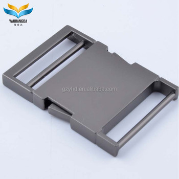 fashion lock metal bag buckle for bag accesory