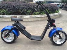 newest model 12inch fat tyre electric scooter citycoco battery removable citycoco