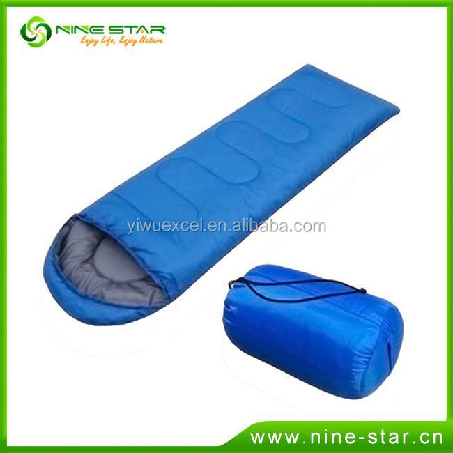 Professional factory supply top sale adult mummy down sleeping bag from China workshop