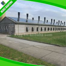 Factory building/workshop/warehouse light frame steel structure prefabricated metal sheds for farms