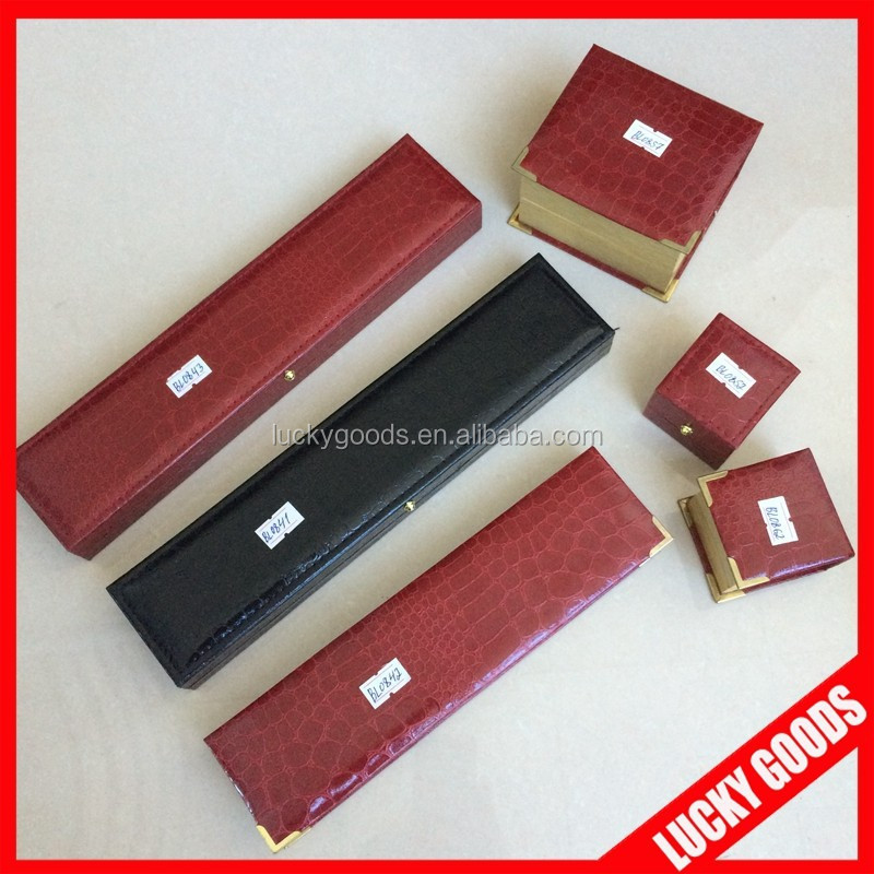 2015 new arrival good quality wooden jewelery boxes wholesale