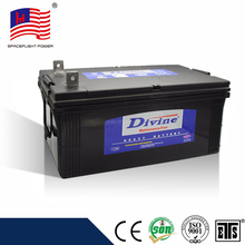 wholesale 12v 200ah n200 high quality battery for car