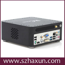 Linux Thin Client, Dual Core Mini PC with WIFI, Bluetooth, Windows7 XP Atom Mini Desktop