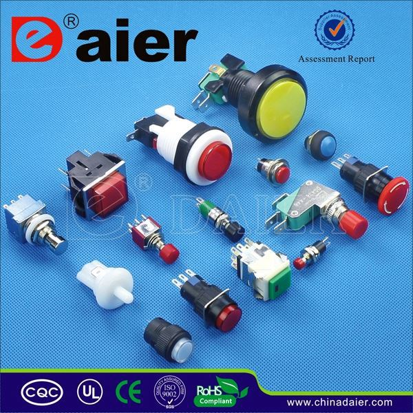 Daier 16mm emergency stop switch