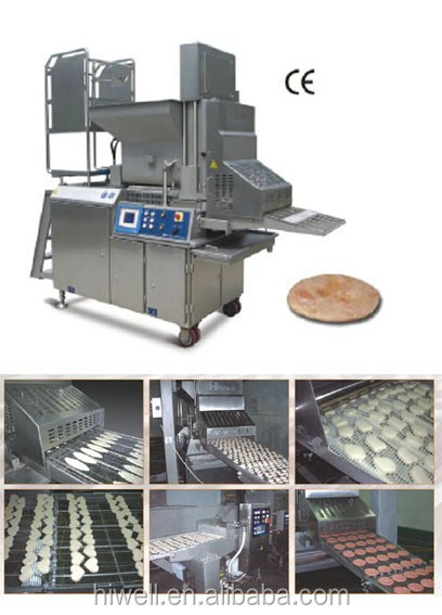 Automatic Beef /Shrimp / Hamburger Meat Burger Patty Forming Machine