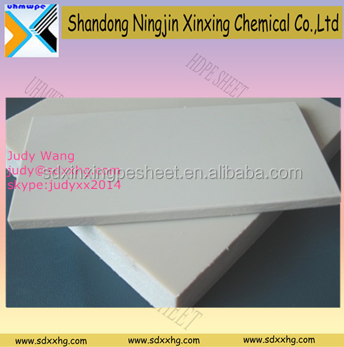 First Grade PP plastic sheet/non-toxic safety PP board