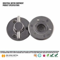 CNC Machining OEM High Precision water pump parts water pump cover