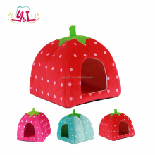 Trending Products Strawberry Wholesale Pet Supply For Dog Bed Luxury