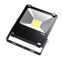 color changing outdoor 20w rgbw led flood light